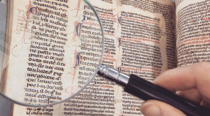 Manuskript auf Stilfehler prüfen